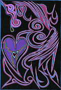 Kenneth James Posters - Love So Precious Poster by Kenneth James