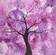 Wendy Smith - Love Tree Purple