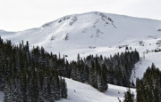 Summit County Colorado Photos - Loveland Pass Ski Area Colorado by Brendan Reals