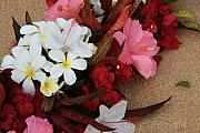 Lei Photos - Lovers in Paradise by Sharon Mau