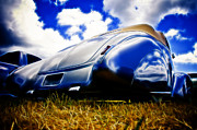 Custom Automobile Photos - Low Ford Roadster by Phil