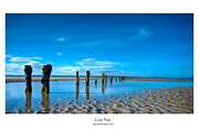 Stopper Prints - Low Tide Print by Beverly Cash