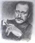 Lt. Col. Yorke Print by Kim Lockman