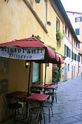 Lucca In Tuscany Print by  K Scott Williamson