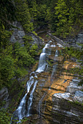 Water Photos - Lucifer Falls by Jeremy Martin