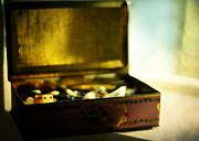 Treasure Box Photos - Luck Be a Lady by Rebecca Sherman