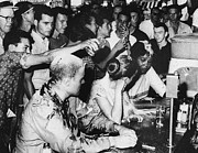 Adversity Photos - Lunch Counter Sit-in, 1963 by Granger
