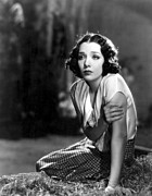 Lupe Acrylic Prints - Lupe Velez Acrylic Print by Everett
