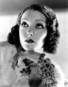 Lupe Acrylic Prints - Lupe Velez, Mgm, 1933, Photo Acrylic Print by Everett