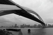 - Occupy Shanghai Prints - Lupu Bridge Print by YGLow
