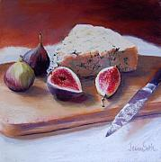 Gorgonzola Pastels - Luscious by Jeanne Rosier Smith