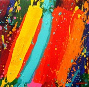 Art Studio Paintings - Lux  I  by John  Nolan