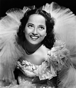 1941 Movies Posters - Lydia, Merle Oberon, 1941 Poster by Everett
