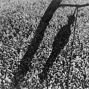 Oppression Art - Lynching. The Shadow Of Lynching by Everett