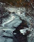 Lynde Creek Print by Robert Hinves
