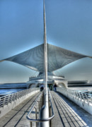 Calatrava Photos - M A M unfurled by David Bearden