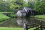Rustic Mill Prints - Mabry Mill Print by Greg Dillon