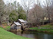 Weels Prints - Mabry Mill Print by Jim Goldseth
