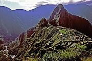 Ruins Originals - Macchu Picchu by Alan Lenk