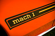 Mach 1 Print by Phil 'motography' Clark