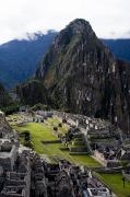 Archaeological Photos - Machu Picchu, An Archaeological Site by Michael Hanson