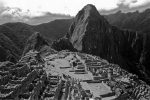 Travel Prints - Machu Pichu - Peru Print by John Battaglino