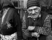 Romania Photo Prints - Macinic and Elena Print by Todd Fox