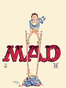 William Beyer - MAD Magazine Cover