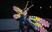 Orlando Magic Photos - Madame Butterfly at Disney by Carl Purcell