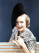 Madeleine Photos - Madeleine Carroll, Ca Late 1930s by Everett