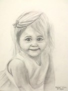 Portaits Drawings - Madison by Travis  Ragan