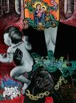 Madonna And Child Print by Yelena Tylkina