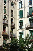 Balcony Originals - Madrid Square by Sophie Vigneault