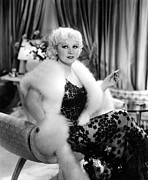 1936 Movies Prints - Mae West, 52437, Go West Young Man, 1936 Print by Everett