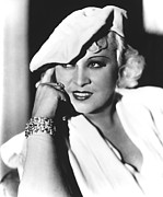 Movie Stars Framed Prints - Mae West, Paramount Pictures, Ca. Mid Framed Print by Everett