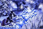 Cathy  Beharriell - Magic Flower Path