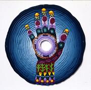 Magic Hand Print by Arla Patch
