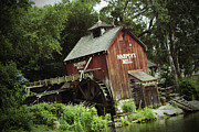 Magic Kingdom - Harper's Mill Print by AK Photography