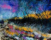 Magic Morning Light Print by Pol Ledent