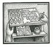 Bill Perkins - Magic Squares Dice
