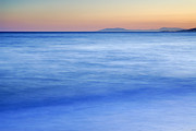 Almeria Prints - Magical Blue Sea Print by Guido Montanes Castillo