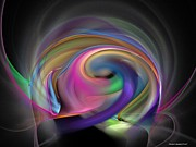 Collectible Digital Art - Magnetic Series No.1 by Michael C Geraghty