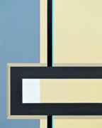Mid Century Paintings - Magnetic by Slade Roberts