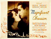 Posth Posters - Magnificent Obsession, Irene Dunne Poster by Everett
