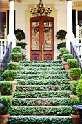 Home Front Prints - Magnolia Hall Savannah Georgia Print by Kim Fearheiley