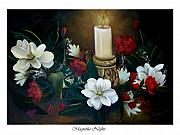 Featured Originals - Magnolia Nights by Linda Mungerson