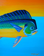 Gamefish Originals - Mahi-mahi by John  Sweeney