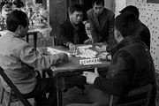 China Photos - Mahjong by Rene Fuller