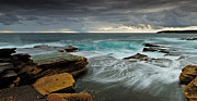 Maroubra Art - Mahons Swirls by Mark Lucey