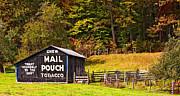 Kathleen K Parker - Mail Pouch Tobacco Barn